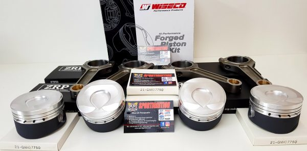 WISECO COMBO KIT RODS ZRP MINI N14 DS3 207GTI
