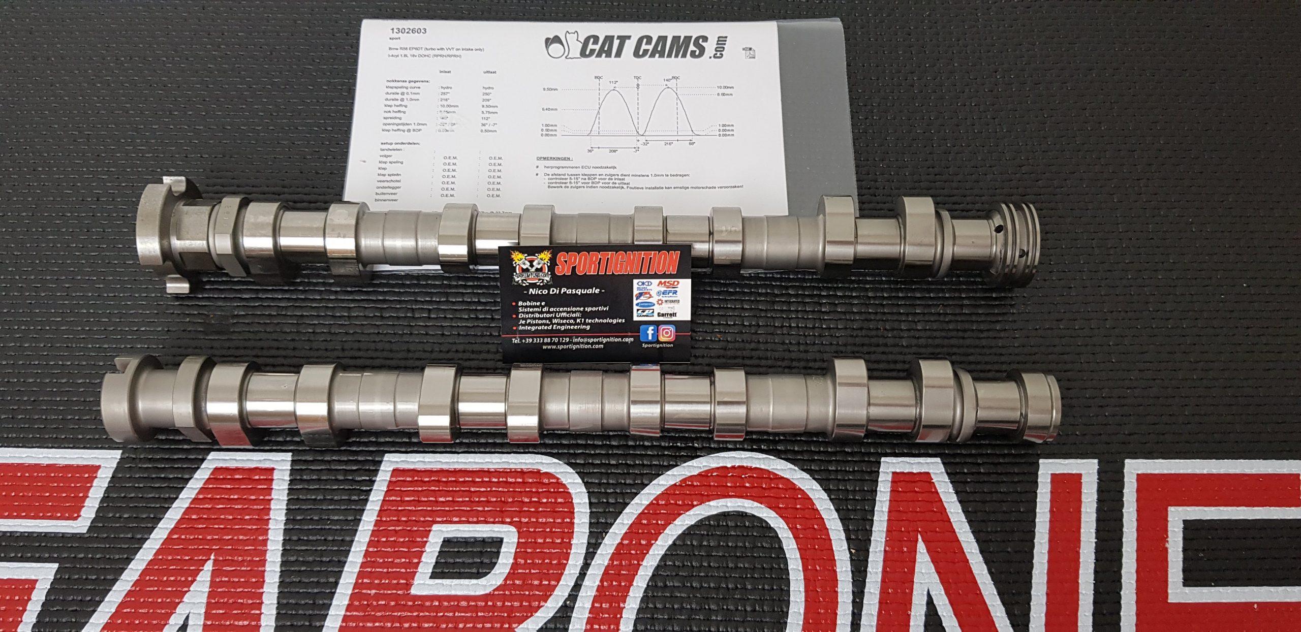 Catcams 1302602 Sportignition Mini Cooper r56