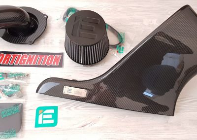 Carbon Intake Integrated engineering Mk7 S3 8V Audi Sportignition