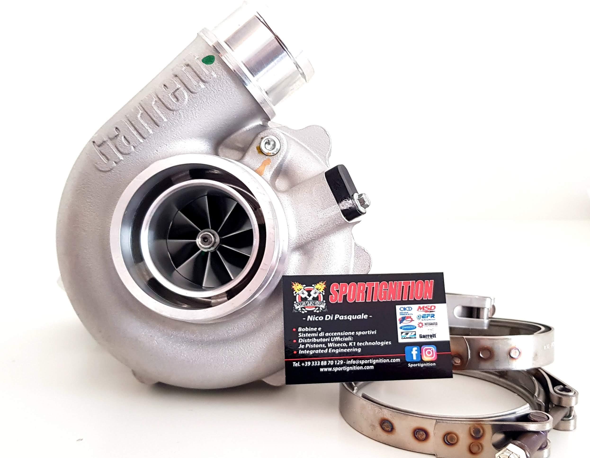 Turbo Garrett G25 550 Vband Vband 871389-5004S Turbo .72 A/r