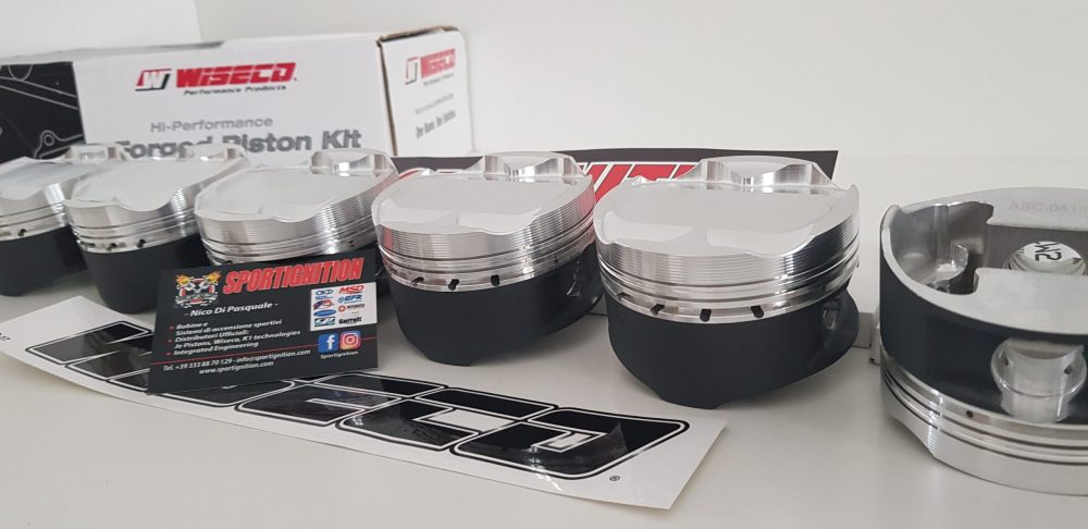 Wiseco pistons BMW M3 E46 Ke126m875 N. A. forged 87.50mm  0.50mm