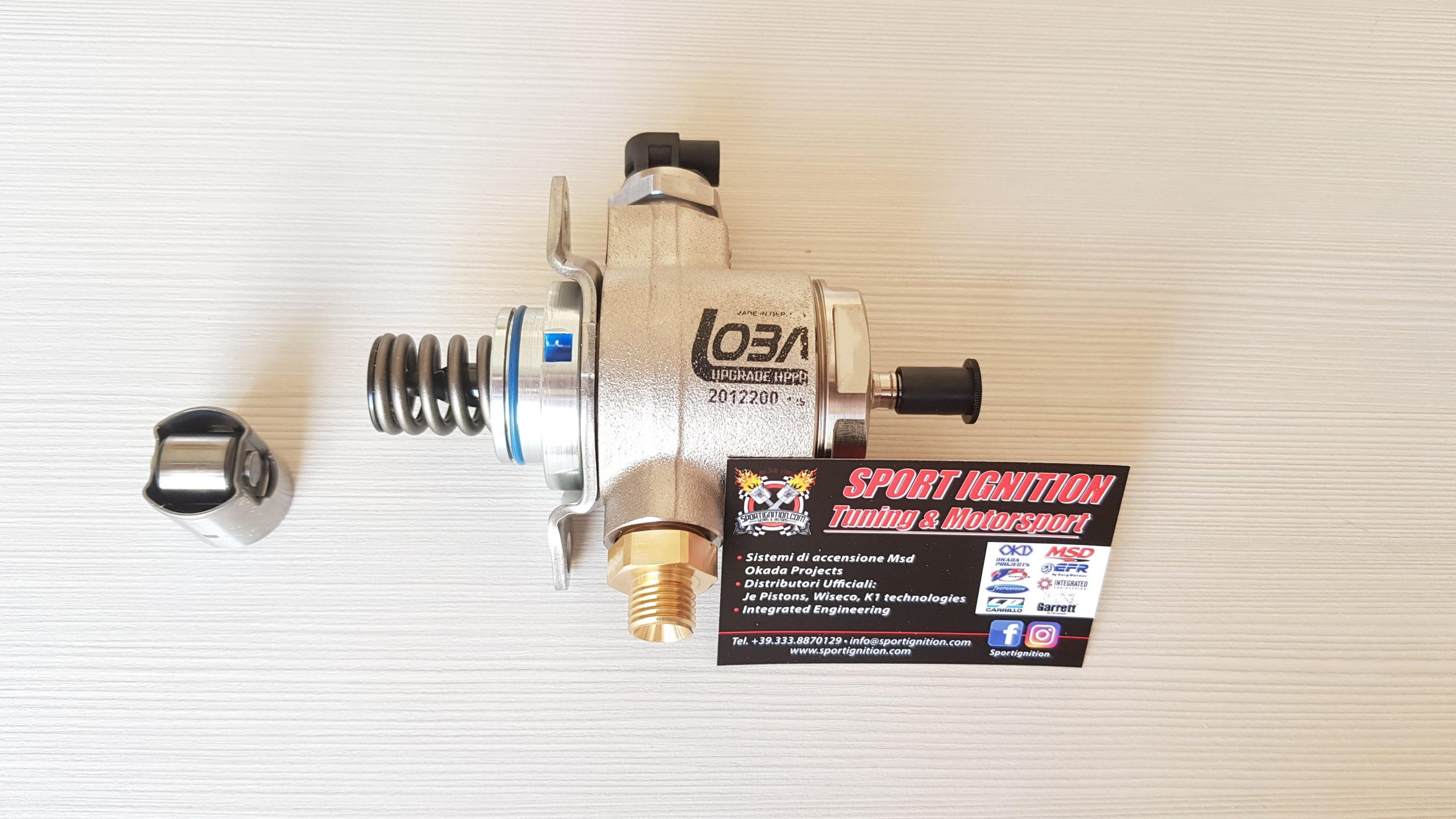 Loba High Fuel Pump 2.0TSI Vw Audi Ea888 HP20.2