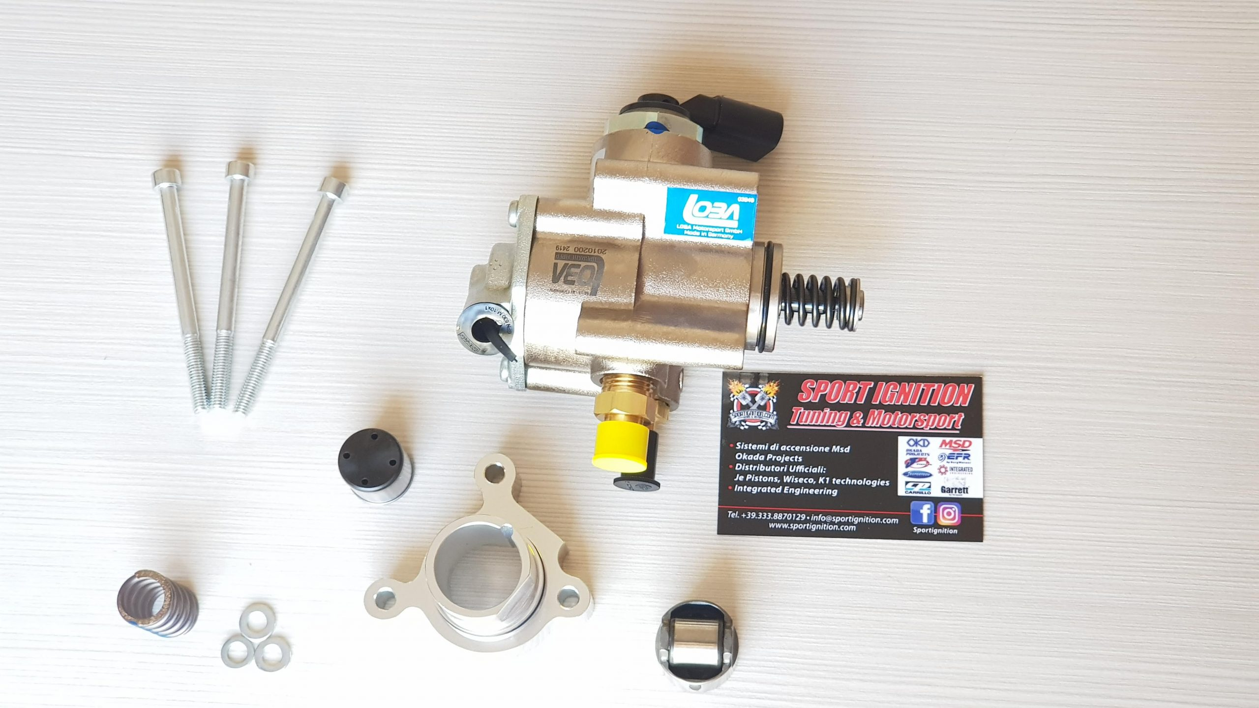 Loba High Fuel Pump 2.0TFSI Vw Audi Ea113 HP20