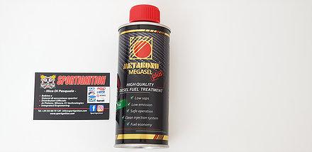 Additive fuel diesel Metabond Megasel Plus 250ml