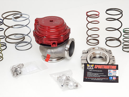 TiAL Mvr 44m Air water cooling Wastegate