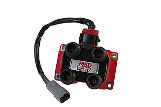 Upgraded coil Msd 8240 Ford Dis-2 6514