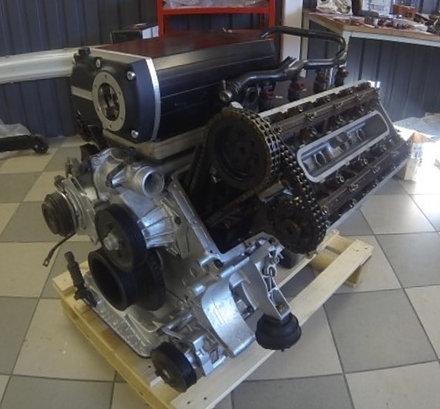 Supercharger Kit Bmw V8