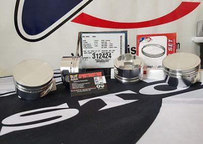 Je Pistons 77.25mm Mini Tritec Sportignition