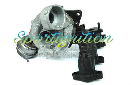 Turbocompresseur Kit de montage 1.9 tdi 2.0 tdi BTB tjb BVH 03g253010ex 038253014r *
