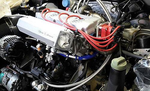 Vw Audi 1.6 1.8 2.0 16v Gti Msd Ignition kit wires + coils