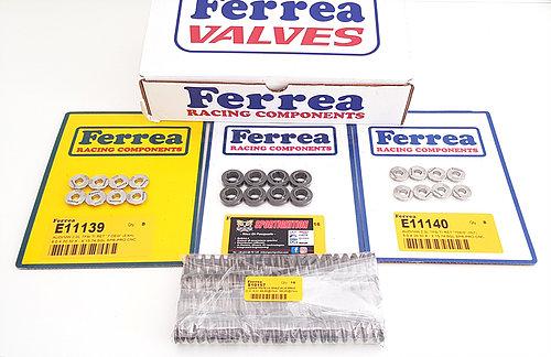 Ferrea Kit Springs Retainers seals 2.0Tsi Mqb Vw Audi