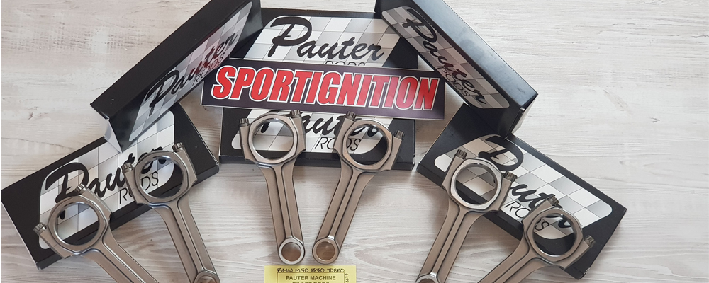 Pauter rods 6 cylinders Bmw Mercedes Sportigntion