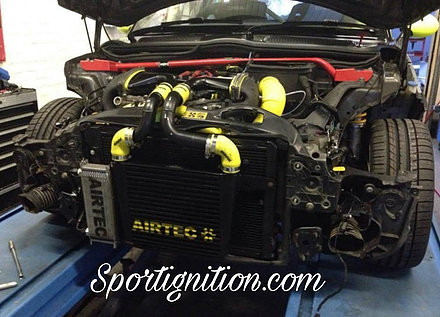 Airtec Front Intercooler Mini Cooper S r53