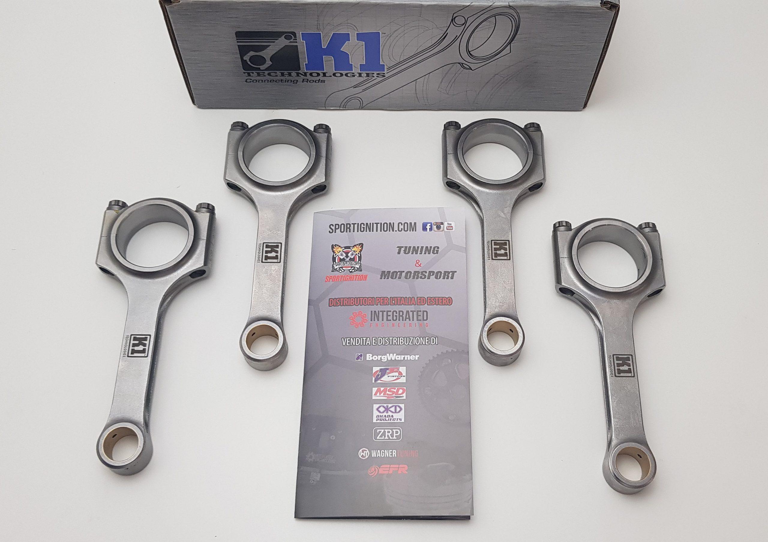 K1 Technologies Rods H Beam Bielle Forgiate H Suzuki Swift M16a