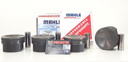 Mahle pistons 82.00mm pin 20mm STAGE 3 INTEGRATED ENGINEERING