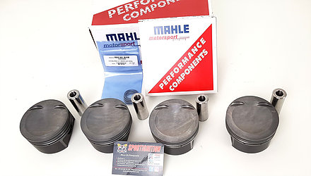 Mahle pistons 82.50mm pin 22mm APR Stage 3 MAH-PVN1 Integrated Engineering