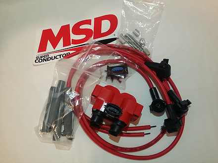 Msd Universal ignition system Upgrade Coils 41kv