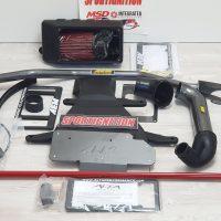 17-Kit Combo Aem intake and Aem Strut