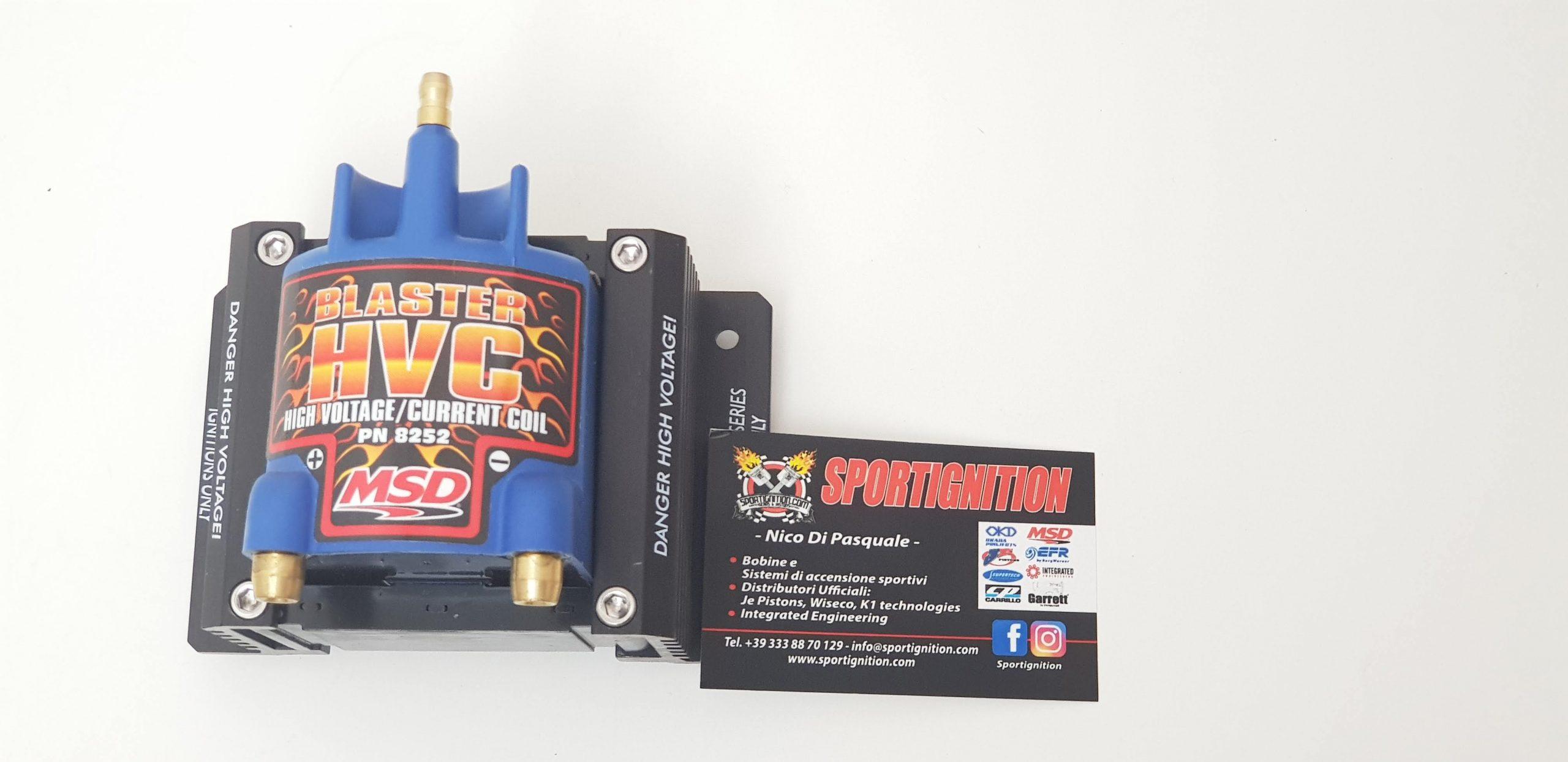 22-Msd Super coil 8252 Ignition