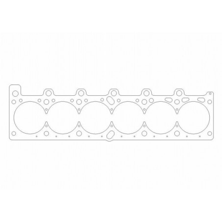 BMW 2.5 2.7 M20 ATHENA COOPER RING CYLINDER HEAD GASKET 85.5X2MM 330015R
