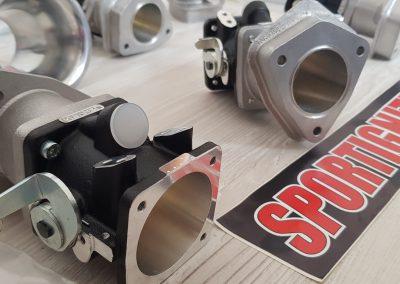 Jenvey Motorsport Induction details Sportignition