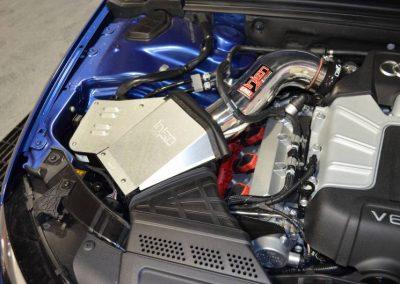 INJEN INTAKE AUDI RS4 V6 SUPERCHARGED SP3081WS SPORTIGNITION