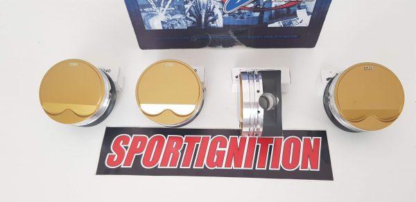 Je Pistons Ultra series custom Vw Bmw Subaru Honda Mitsubishi Ford Sportignition