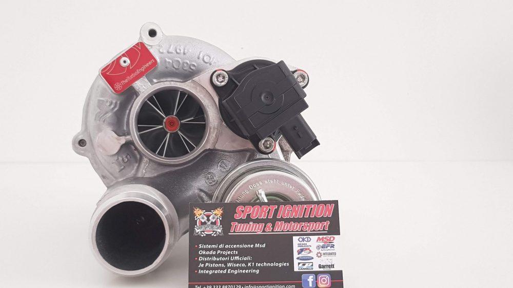 TURBO TTE300 MINI R56 UPGRADE TURBOCHARGER N14 N18 1.6 16V