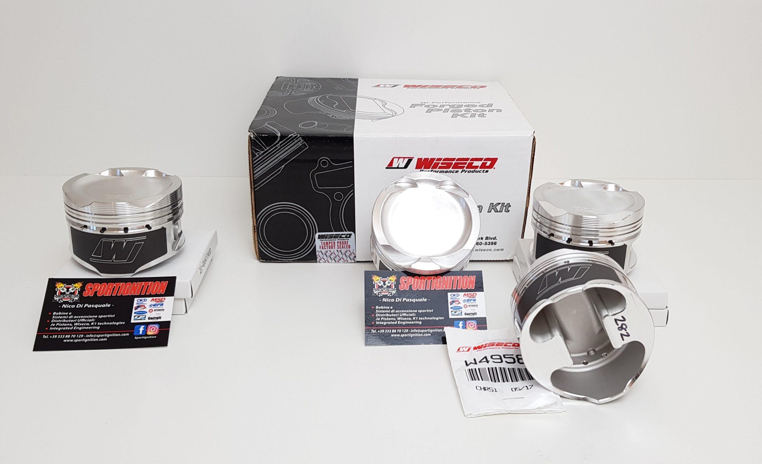 turbo conversion Wiseco Psa ke128m785 Tu5jp4 Sportignition
