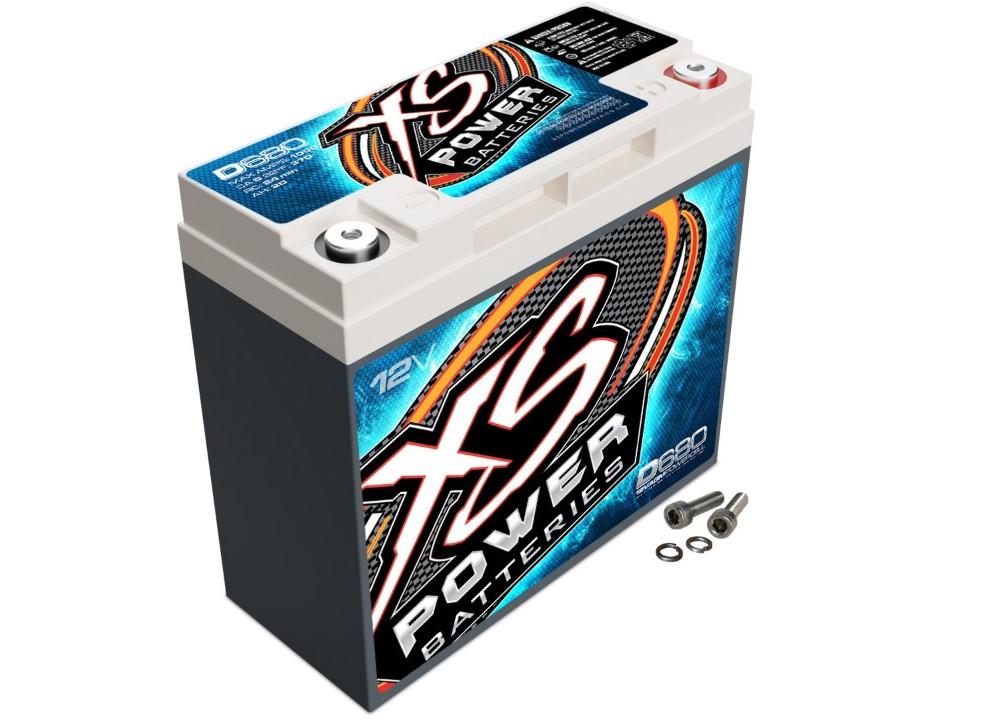 Xs Power Battery D680 Agm Sportignition
