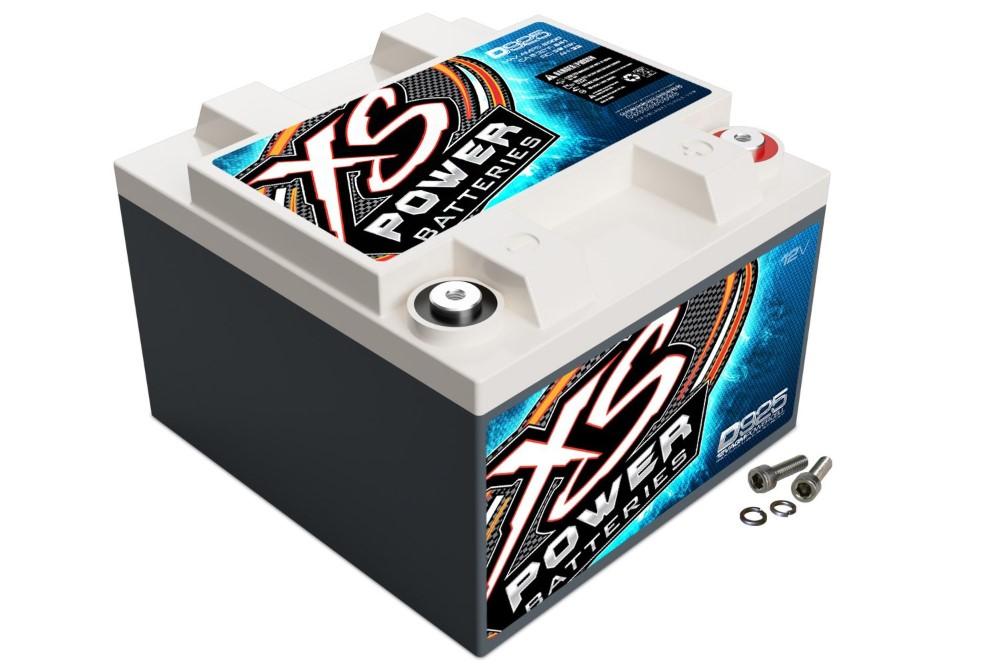 Xs Power Battery D6925 Agm Sportignition.com