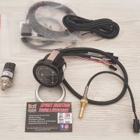 MTX-D 3913 INNOVATE DUAL GAUGES OIL PRESSURE AND TEMPERATURE SPORTIGNITION
