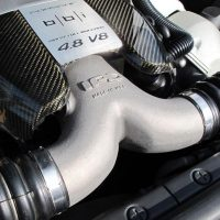 Panamera_Turbo_Plenum Sportignition 4 Installed