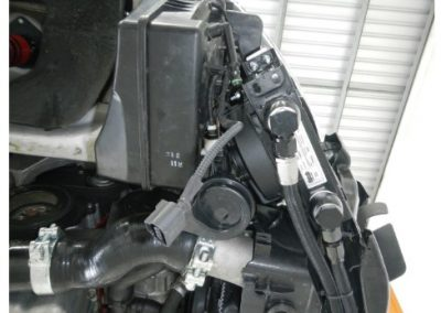 VW GOLF R RHD TRANSMISSION COOLER SPORTIGNITION