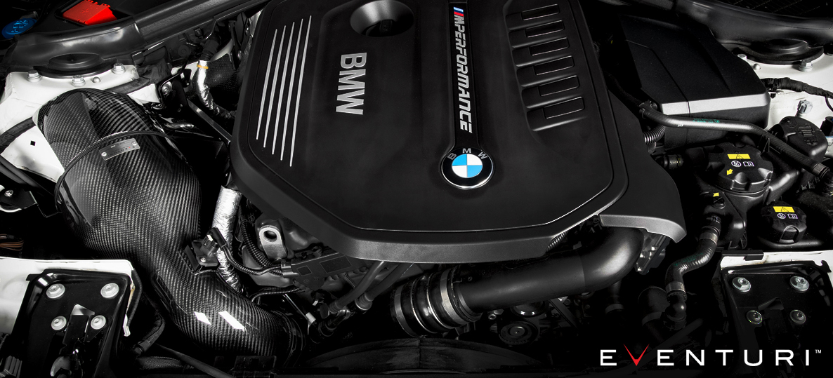 B58 BMW M140i eventuri intake SPORTINGITION