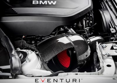 BMW B58 M140i eventuri intake side engine SPORTIGNITION