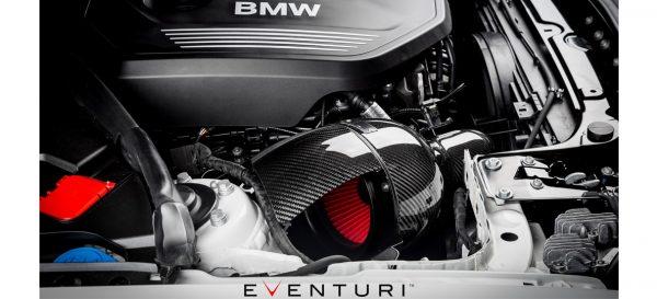 BMW B58 M140i eventuri intake side engine SPORTIGNITION