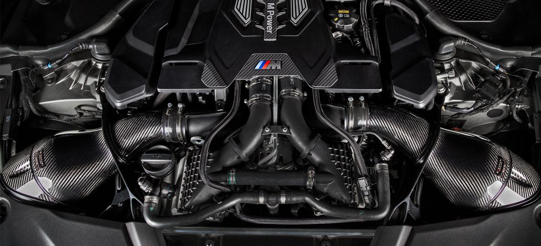 BMW SPORTIGNITION Eventuri F90 V2 intake1