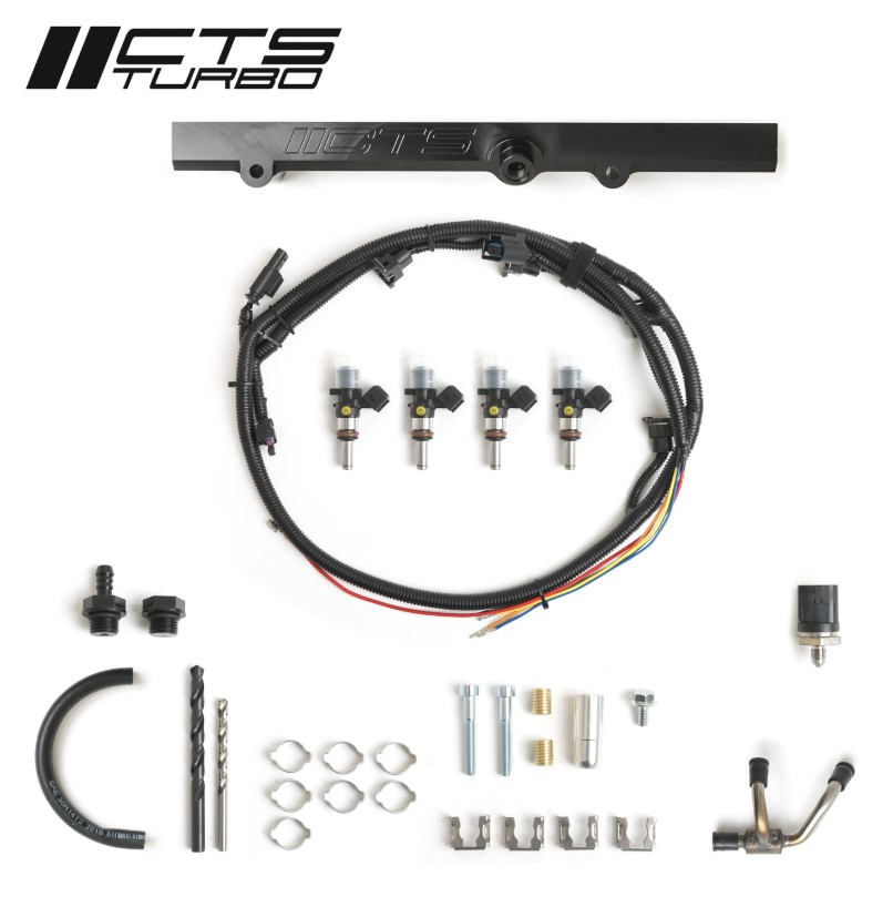 CTS TURBO MULTI PORT INJECTION UPGRADE KIT FOR VW AUDI MQB MODELS 2015 2019 Sportignition
