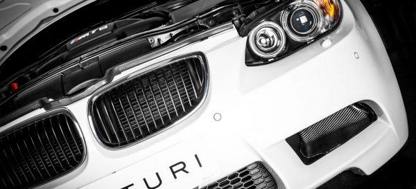 E92 Intake eventuri car scoop Sportignition