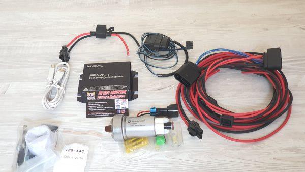 WALBRO KIT 525LPH HELLCAT + Torqbyte PM4 Kit – MQB FWD SPORTIGNITION