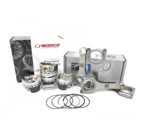 Wiseco 79.0mm Pistons & K1 Rods 134mm Ford Fiesta ST180 Mk7 sportignition