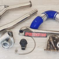 turbokit vw audi pte5858 SPORTIGNITION