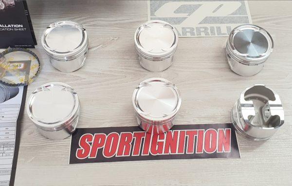 Cp Carrillo Pistons Toyota Supra 2jz Sportignition