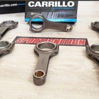 Cp Carrillo Rods Toyota Supra 2jz Sportignition