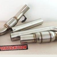 Cts turbo Downpipe mk7r S3 8V MQB Sportignition
