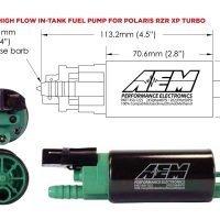 50-1225-aem-rzr-turbo-fuel-pump-dims SPORTIGNITION