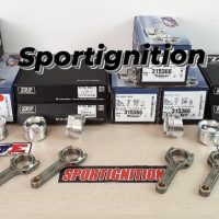 Fiat 1.4Tjet Abarth combo kit Je Pistons Zrp Rods Sportignition