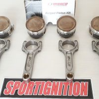 COMBO WISECO PISTONS CTS TURBO FORGED RODS VW AUDI 1.8T 20V SPORTIGNITION 1